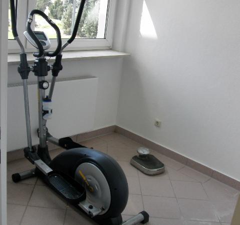 Saale Hotel: Fitnesszelle