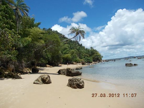 Pousada Colibri: Praia da Ponta da Pedra