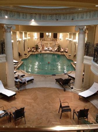 Ritz Paris: piscine ritz vendôme