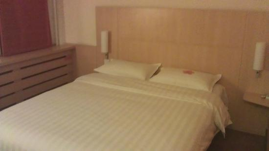 Ibis Beijing Dongdaqiao: The Bed