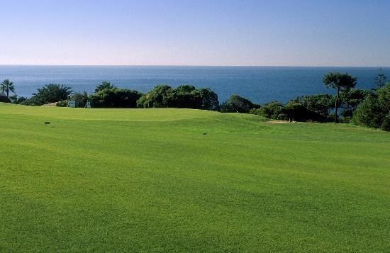 Golf Quinta da Marinha : Golf 2