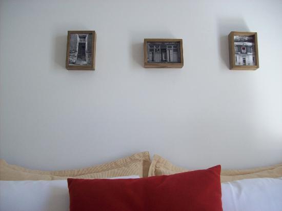 Querido B&B: Decoração do quarto