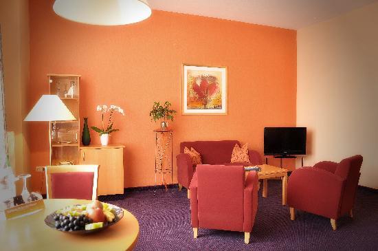 Dappers Hotel   Spa   Genuss: 2-Room-Suite