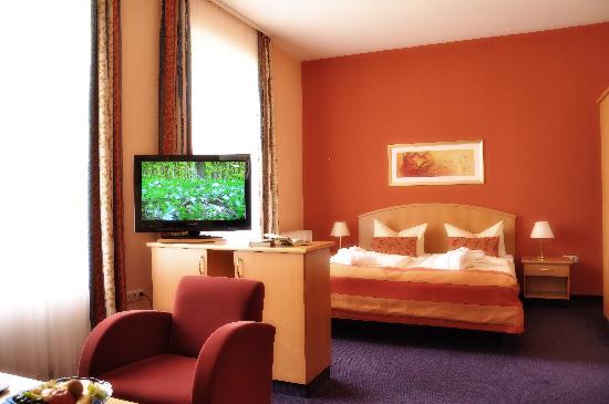 Dappers Hotel   Spa   Genuss: Doppelzimmer