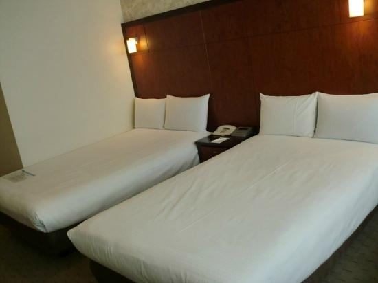 เมอร์เคียว โฮเต็ล กินซ่า โตเกียว: 寝心地の良いベッド