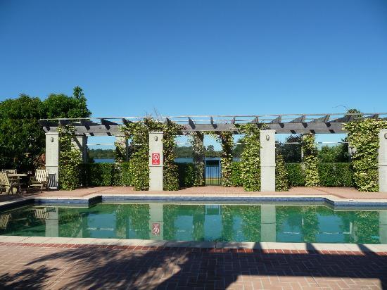 Ibis Styles River Lodge Harrington: Pool Area
