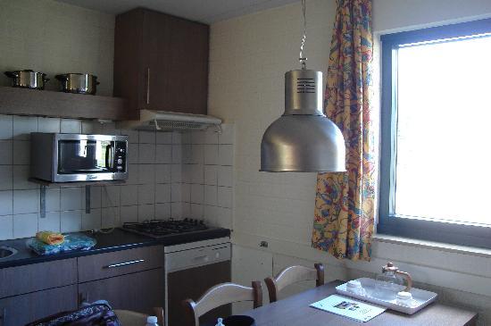 Center Parcs Park Zandvoort: Cuisine-Salle à manger VIP 4 personnes
