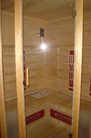 Center Parcs Park Zandvoort: Sauna VIP 4 personnes
