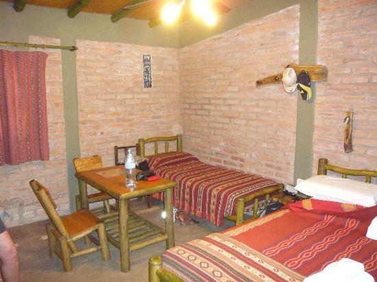 Cerro Del Valle Hotel Rustico: Zimmer und Ausstattung