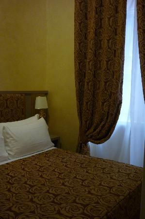 Hotel Fellini: Quarto