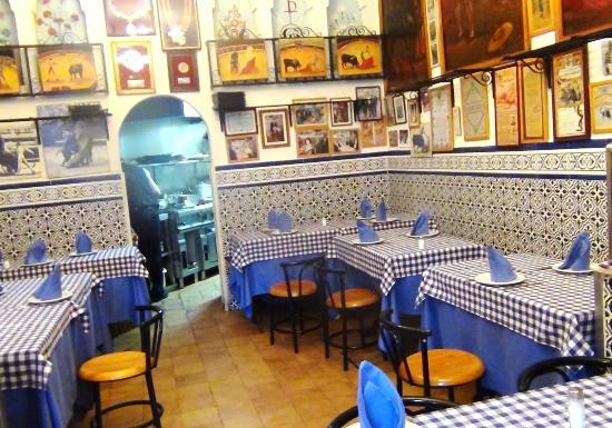 Restaurante Casa Ricardo Madrid : confortable y familiar