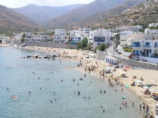Adonis Hotel: Apollon Beach
