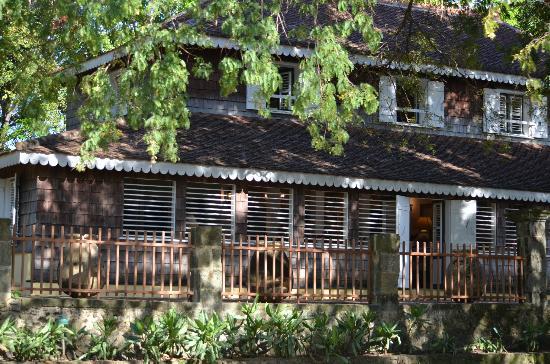 Habitation Clement: la maison Clément