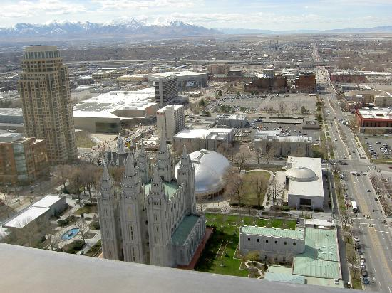BEST WESTERN PLUS CottonTree Inn: Temple Square and Salt Lake City