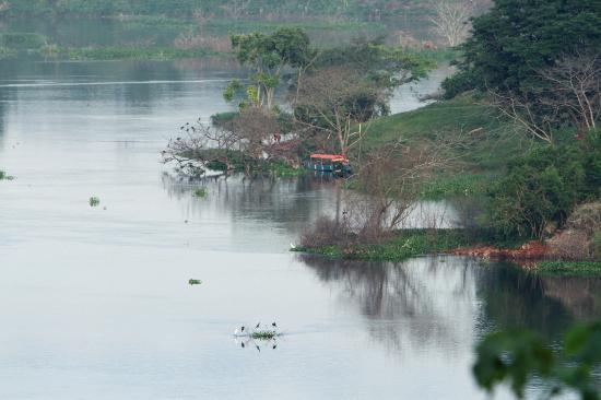 The Nile Porch: Serenity