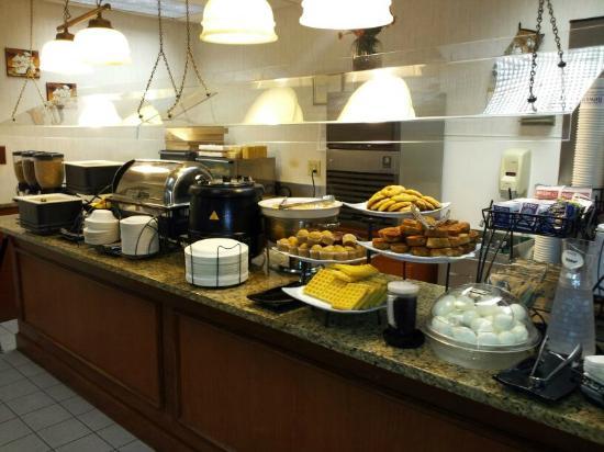 BEST WESTERN Hotel JTB/Southpoint: BREAKFAST!
