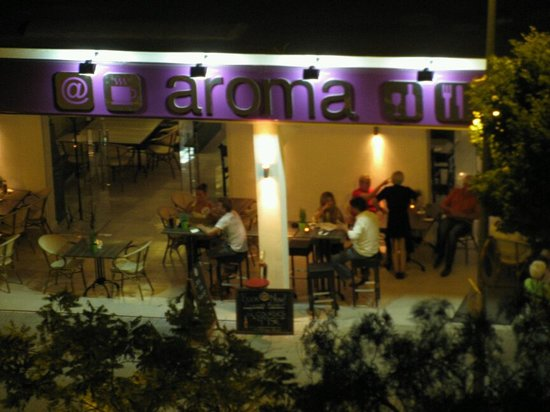 Aroma: Warm Evening on the Terrace