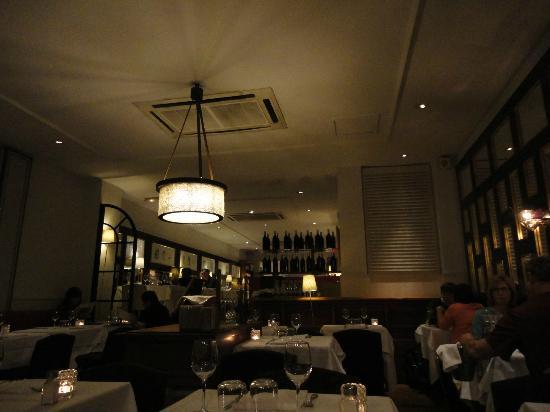 La Rita : L'interno del ristorante