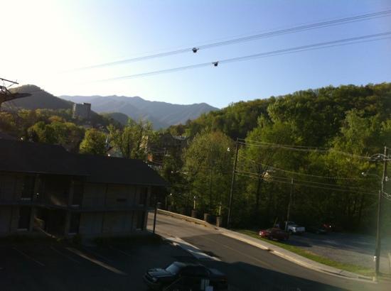 Chalet Inn: view