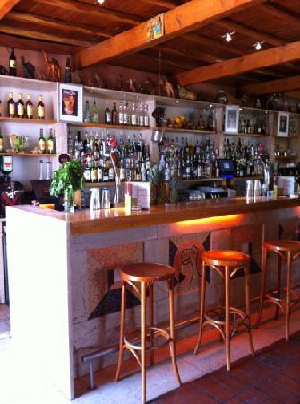 Dromedario Bar Sagres : the bar area