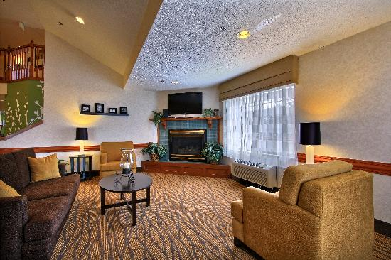 Sleep Inn & Suites: Lobby Seating