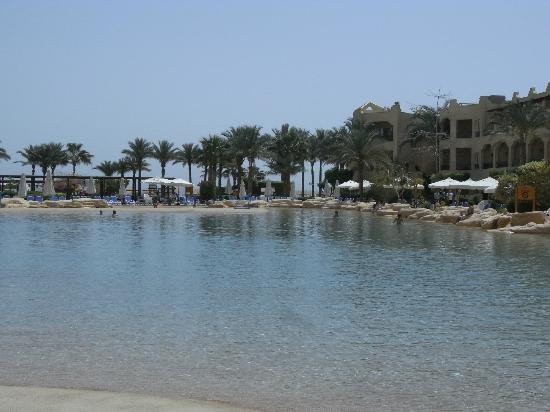Stella Di Mare Golf Hotel, Ain Sukhna: The large outdoor pool