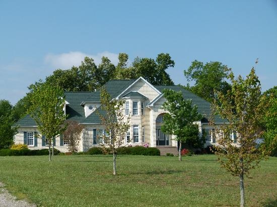 Southern Grace Bed and Breakfast: The house