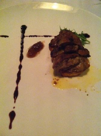 Eco gourmet cafe: foi gras