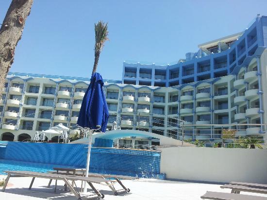 Atrium Platinum Hotel: hotel