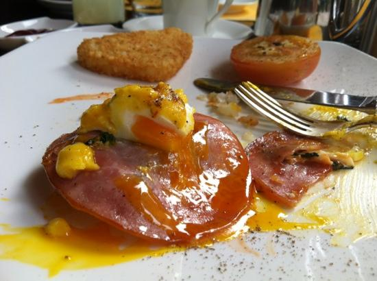 Eco gourmet cafe: terrible breakfast!