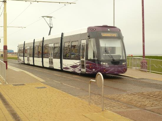 Lyndene Guest House: new trams