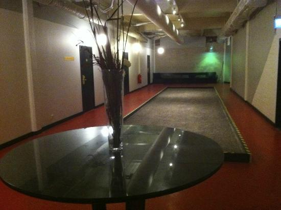 First Hotel Norrtull: Corridor