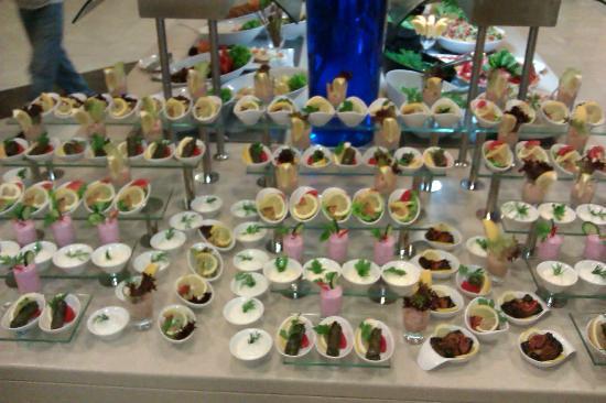 Grand Park Bodrum: Dinner