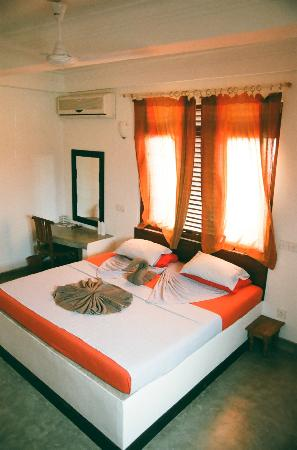 Seagreen Guesthouse: The lovely room!!!