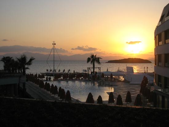 Grand Park Bodrum: Our view