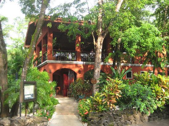 Hotel Cantarana: Cantarana entrance