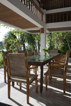 Buri Resort & Spa: Dinning Area