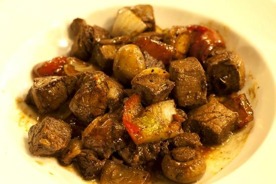 Buri Resort and Spa: Beef Salpicao