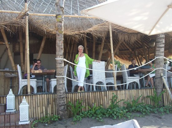 Karma Beach Batu Belig: From the beach
