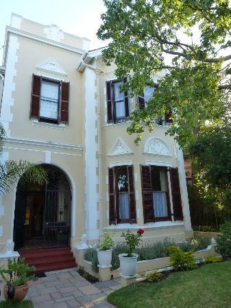 Carmichael Guesthouse: Maison Familiale type anglo hollandais
