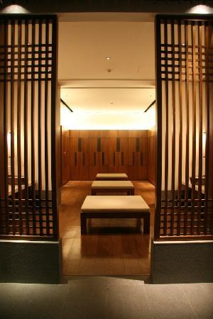 Aman Summer Palace : Pool / Fitness Locker Room