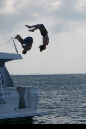 Cayman Private Charters: Testing gravity at 19N