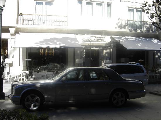 Alameda XXI: Hotel