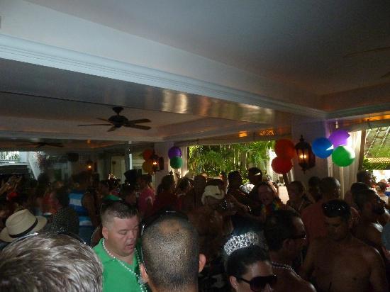 The Cabaret At La Te Da: Party Time