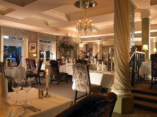 Hayfield Manor Hotel: Orchids Gourmet Restaurant