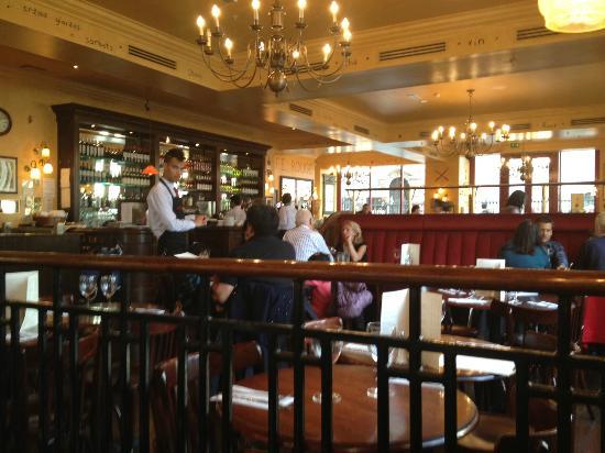 Cafe Rouge  Wellington Street