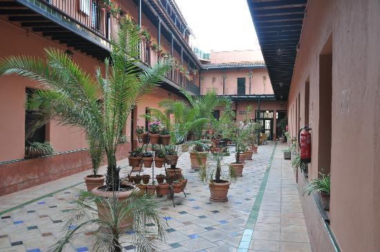Patio de la Cartuja : binnenplaats