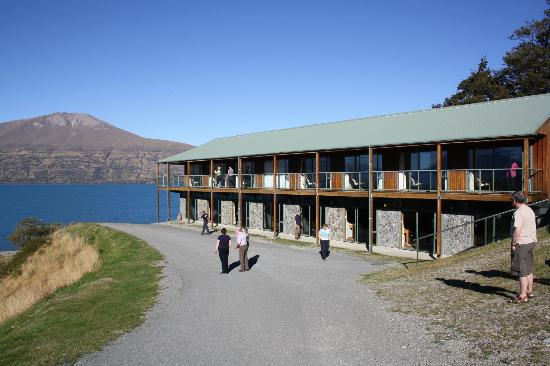 Lake Ohau Lodge: This is why you need a lake view room