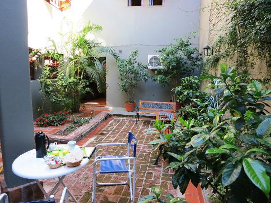 Sissi Haz Hotel Boutique: Sissi Haz breakfast area