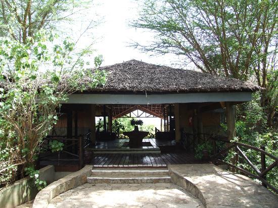 Tipilikwani Mara Camp - Masai Mara: Dining Area